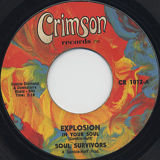 Soul Survivors / Explosion In Your Soul