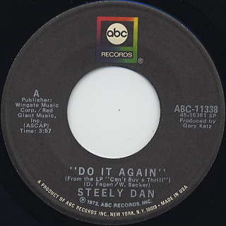 Steely Dan / Do It Again