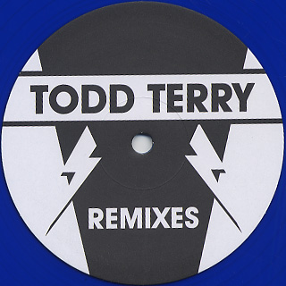 Todd Terry / Remixes front