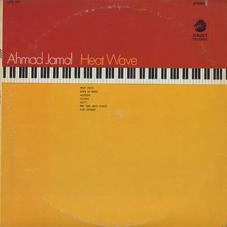 Ahmad Jamal / Heat Wave