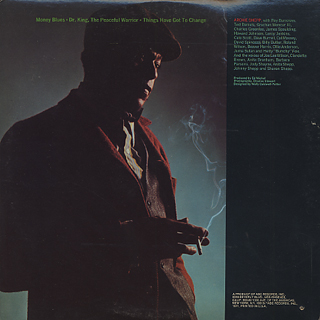 Archie Shepp / Things Have Got To Change back