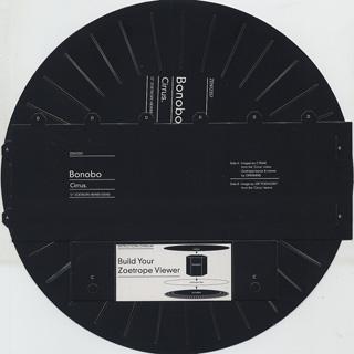 Bonobo / Cirrus (LTD Picture Disc) label