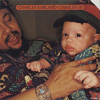 Charles Earland / Charles III front