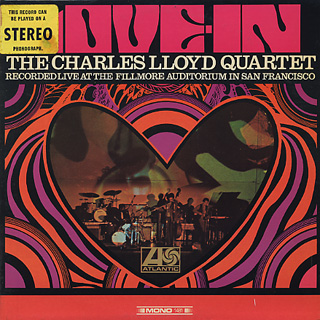 Charles Lloyd Quartet / Love-In