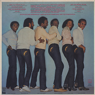 Commodores / In The Pocket back