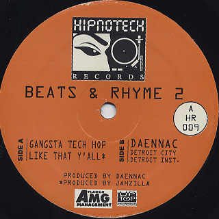 Hipnotech - Hip Hop Beats Vol. 1