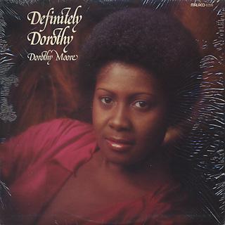 Dorothy Moore / Definitely Dorothy