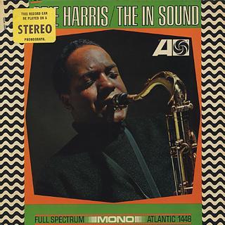 Eddie Harris / The In Sound