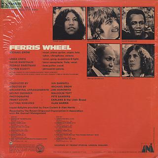 Ferris Wheel / S.T. back