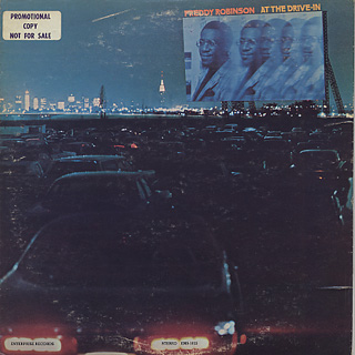 Freddy Robinson / At The Drive-In