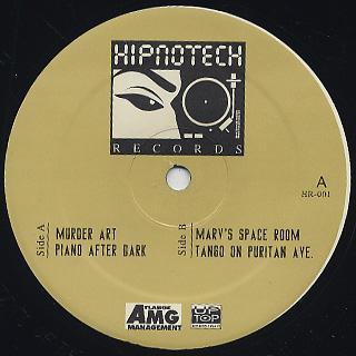 Hipnotech / Hip Hop Beats Vol.1