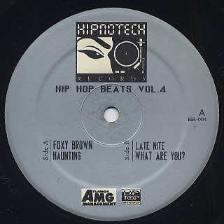 Hipnotech / Hip Hop Beats Vol.4