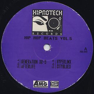 Hipnotech / Hip Hop Beats Vol.5