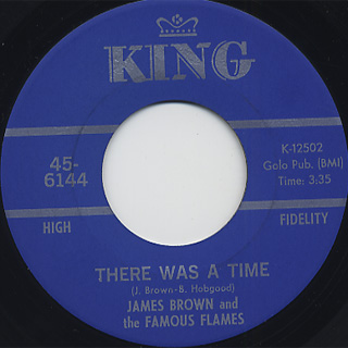 James Brown And The Famous Flames / I Can't Stand Myself back