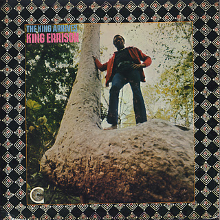 King Errison / The King Arrives front