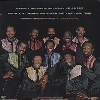 Kool & The Gang / As One back