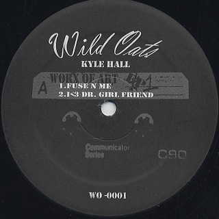 Kyle Hall / Worx Of Art Vol.1