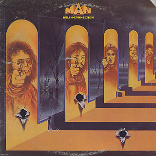 Man / The Welsh Connection front