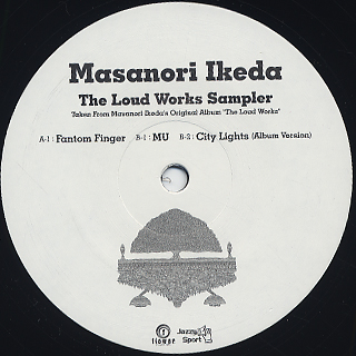 Masanori Ikeda / The Loud Works Sampler