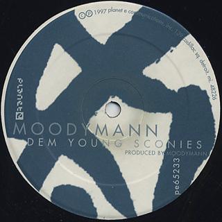 Moodymann / Dem Young Sconies