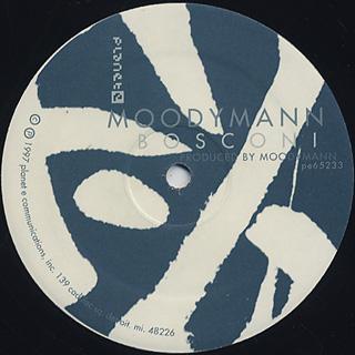 Moodymann / Dem Young Sconies back