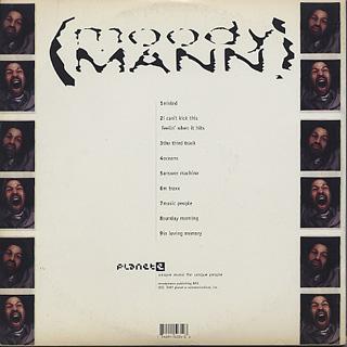 Moodymann / Silentintroduction back