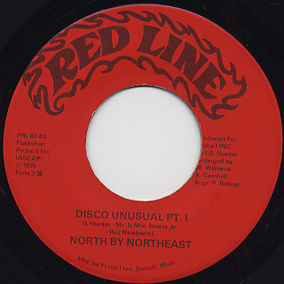 North By Northeast / Disco Unusual
