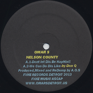 Omar S / Nelson County