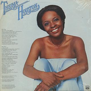 Thelma Houston / Any Way You Like It back