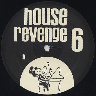 V.A (Derrick May) / House Revenge 6 back