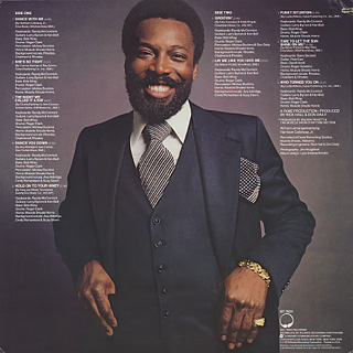 Wilson Pickett / A Funky Situation back