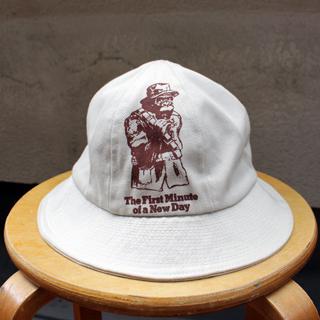 Gil Scott-Heron / Arista Promotional Hat back