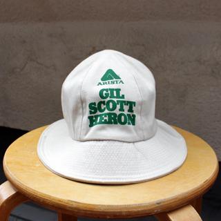Gil Scott-Heron / Arista Promotional Hat