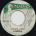 Alton Ellis / Christmas Coming c/w Jackie Mitto / Joy Joy (Ghetto Child)