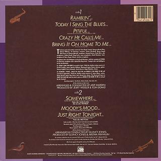 Aretha Franklin / Aretha's Jazz back