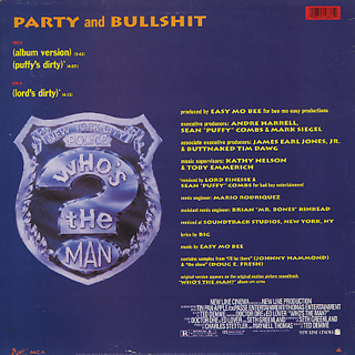 BIG / Party & Bullshit back