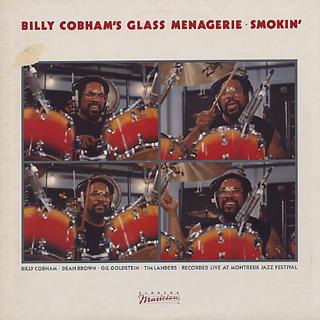 Billy Cobham's Glass Menagerie / Smokin'