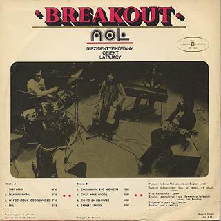 Breakout / NOL back