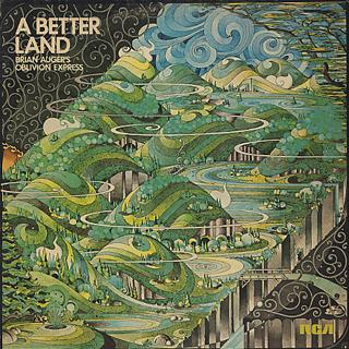 Brian Auger's Oblivion Express / A Better Land