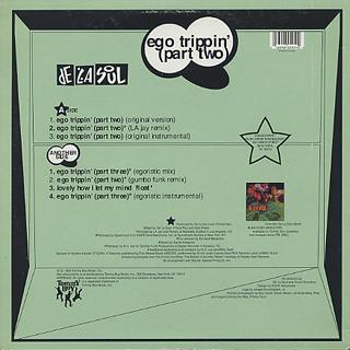 De La Soul / Ego Trippin' (Part Two) back