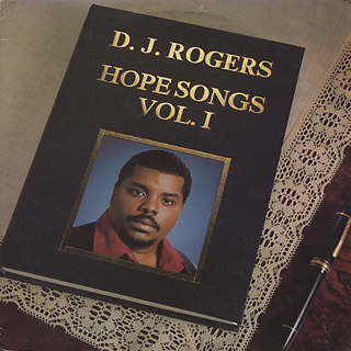 D.J. Rogers / Hope Songs Vol.1 front