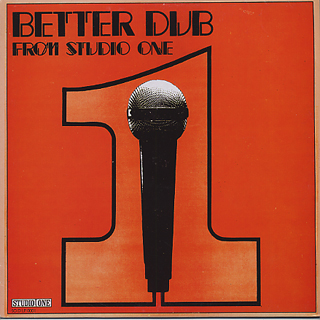 Dub Specialist / Better Dub from Studio One