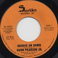 Dunn Pearson Jr. / Groove On Down