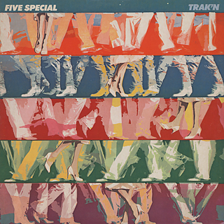 Five Special / Trak'n front