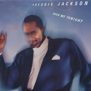 Freddie Jackson / Rock Me Tonight