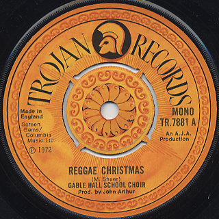 Gable Hall School Choir / Reggae Christmas