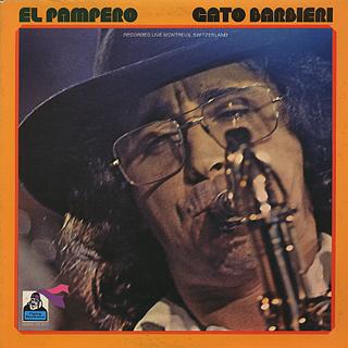 Gato Barbieri / El Pampero