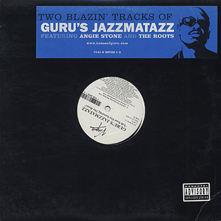Guru's Jazzmatazz / Keep Your Warriors