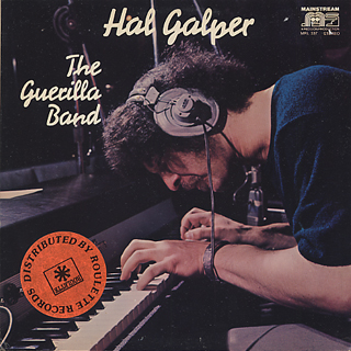 Hal Galper / The Guerilla Band front