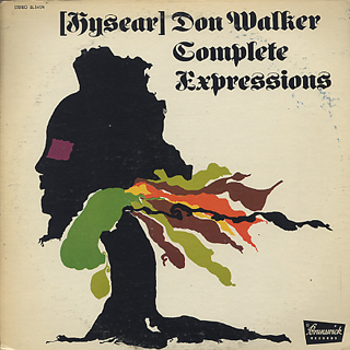 Hesear Don Walker / The Complete Expressions
